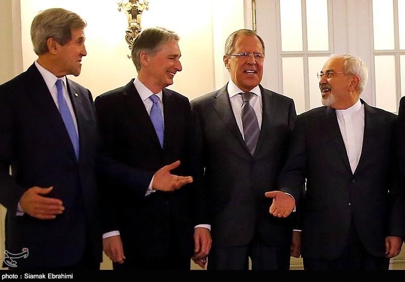 مذاکرات هسته ای ظریف جان کری