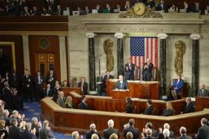 کنگره آمریکا نتانیاهو