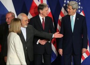 ظریف مذاکرات هسته ای 1