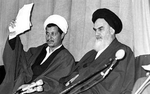 هاشمی رفسنجانی امام خمینی