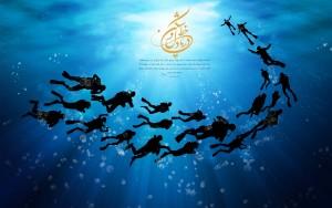 175 غواص شهید
