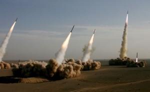 موشک بالستیک ایران