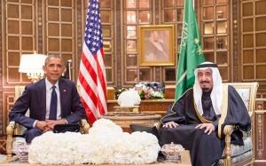 عربستان سعودی سگ آمریکا