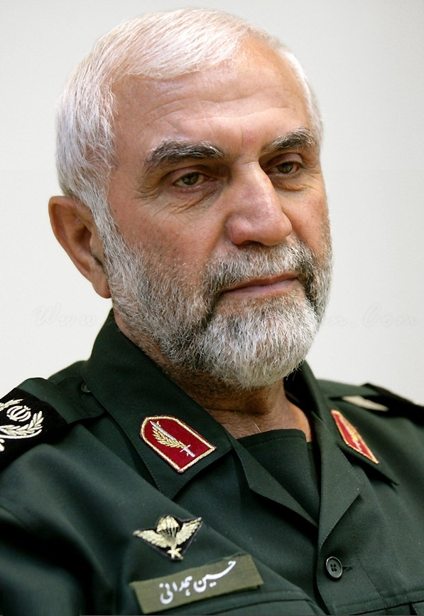 سردار شهید حسین همدانی 2
